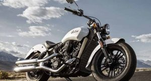 2016 Indian Scout Sixty India bike