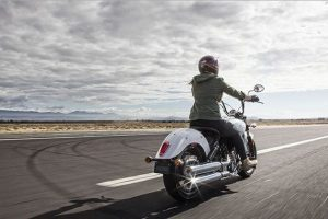 2016 Indian Scout Sixty India rear