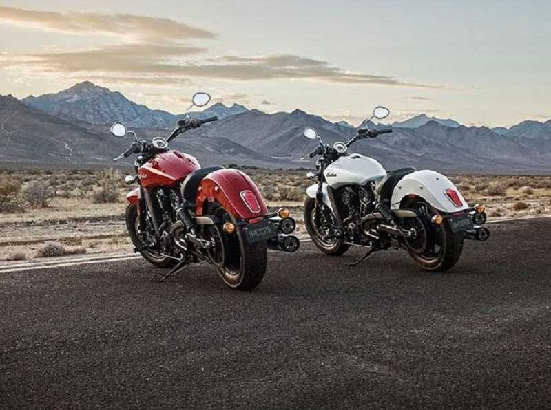 2016 Indian Scout Sixty India price