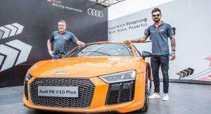 Audi R8 V10 Plus India price