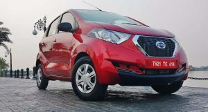 Datsun redi GO new Datsun small car