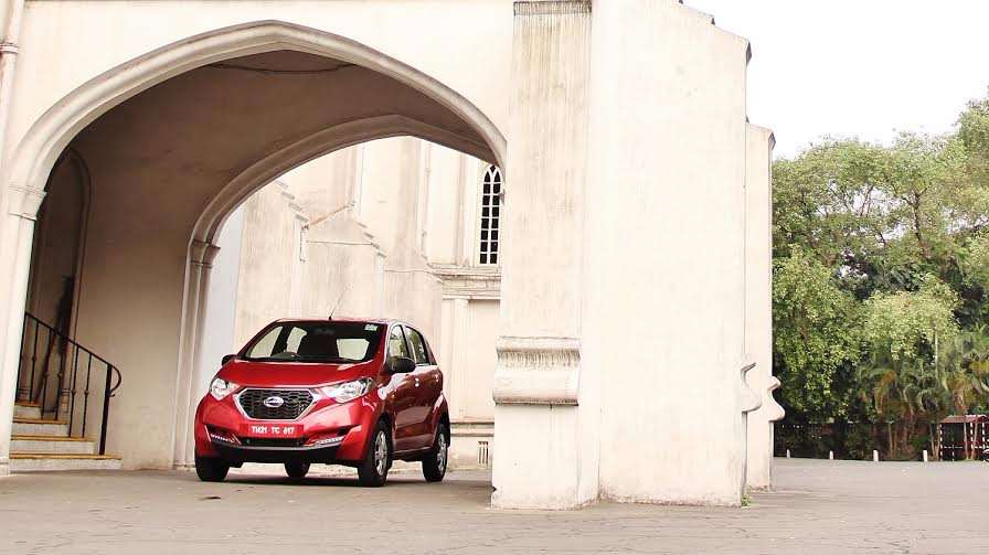 Datsun redi GO affordable pricing