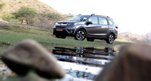 Honda BRV India Review road test