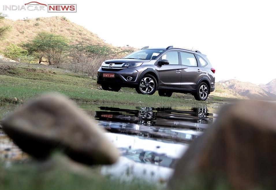 Honda BRV India Review road test