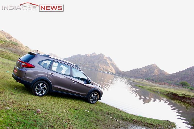 Honda BRV India Review report