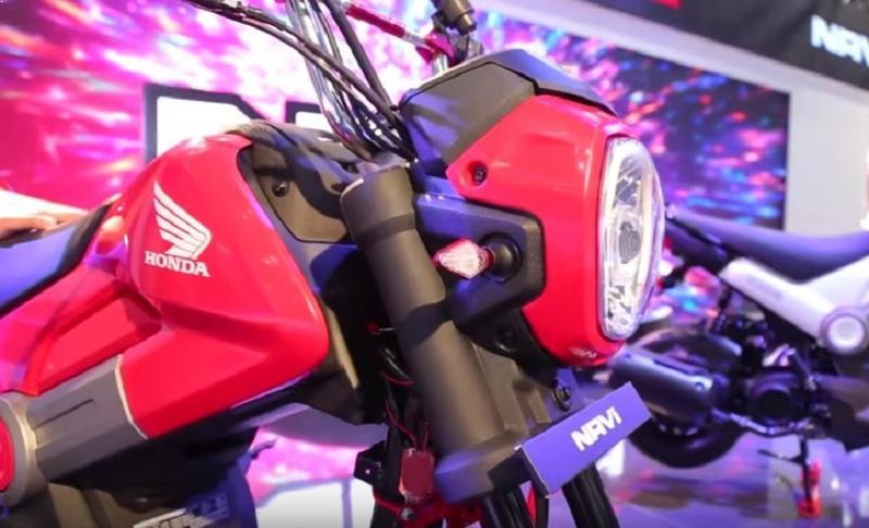 Honda Navi Go 125cc headlamp