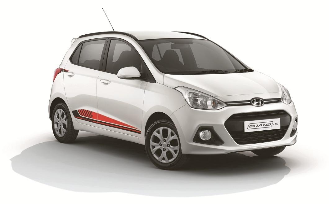 Hyundai Grand i10 Special Edition Price, Specifications, Images