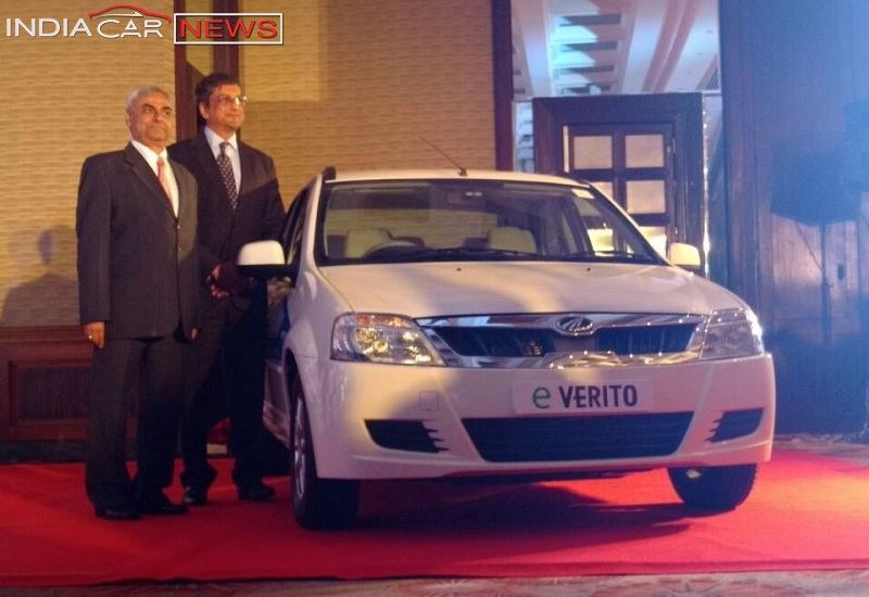 Mahindra e Verito Electric price