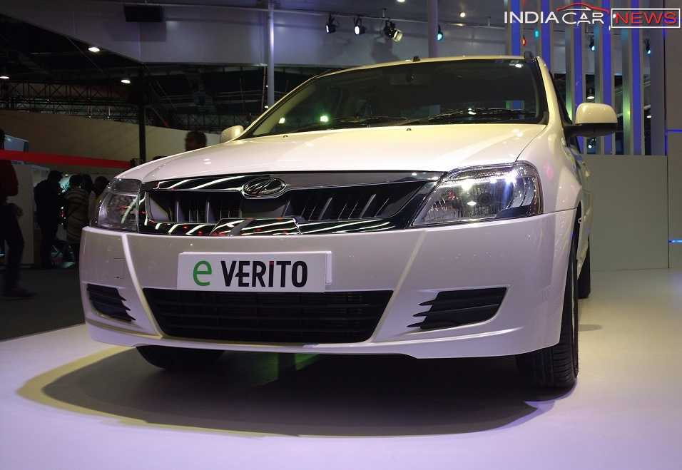 Mahindra e Verito Electric sedan