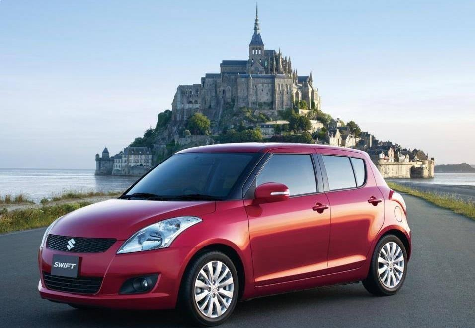 Maruti Swift AMT Automatic