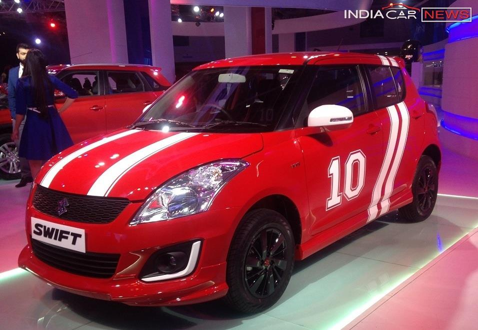 Maruti Swift Deca Limited Edition