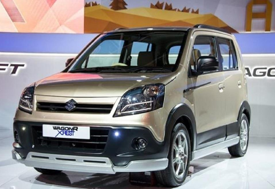 Maruti Wagonr Crossover India Launch Price Specs Images