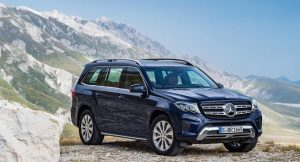 Mercedes GLS India SUV