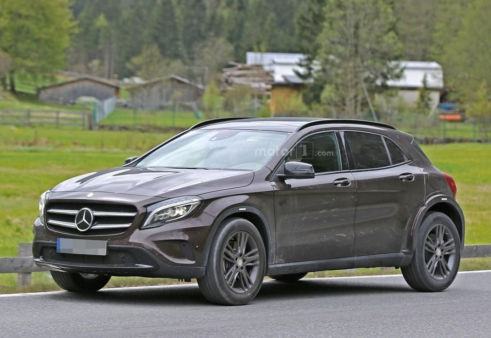 Mercedes Glb Suv Expected Launch Amp Specifications Details