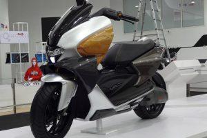 TVS EnTorq 125cc scooter