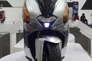 TVS EnTorq 125cc headlight