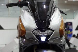 TVS EnTorq 125cc headlamp