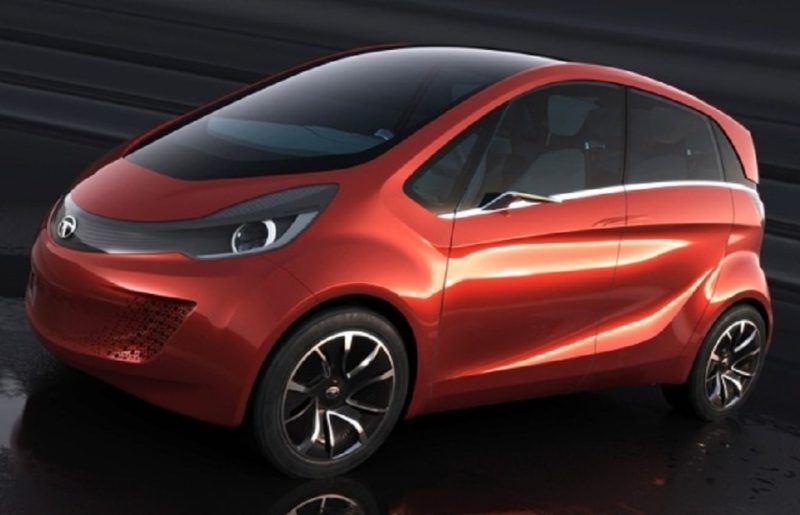 Tata Pelican front side