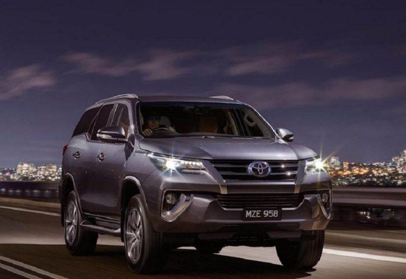 2019 Toyota Fortuner with refreshed interior coming next month