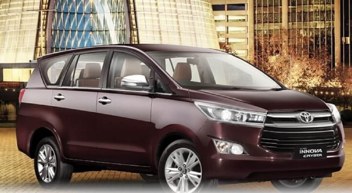 toyota innova crysta petrol 2 - india car news