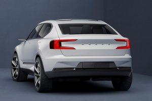 Volvo 40.2 Concept rear