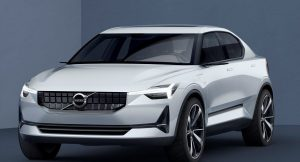 Volvo 40.2 Concept front