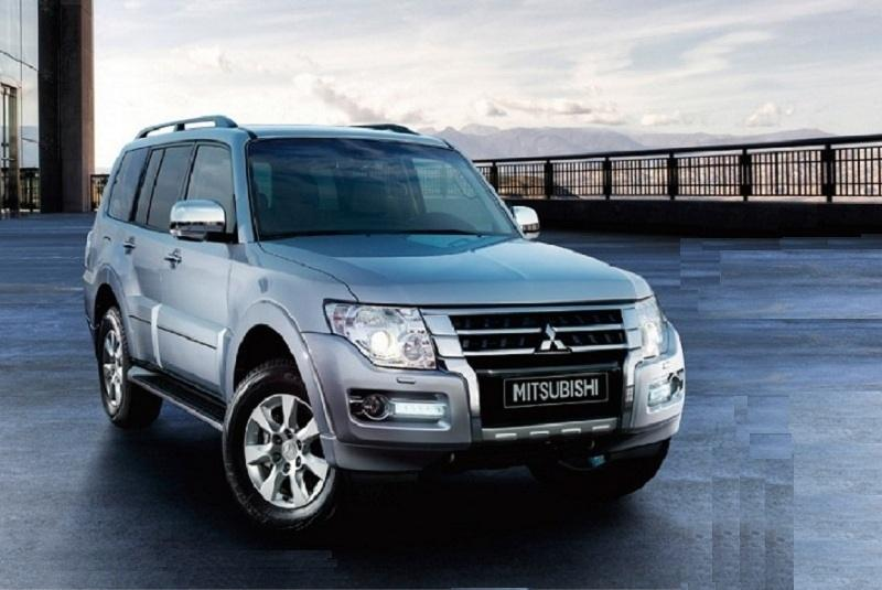 2016 Mitsubishi Montero India price