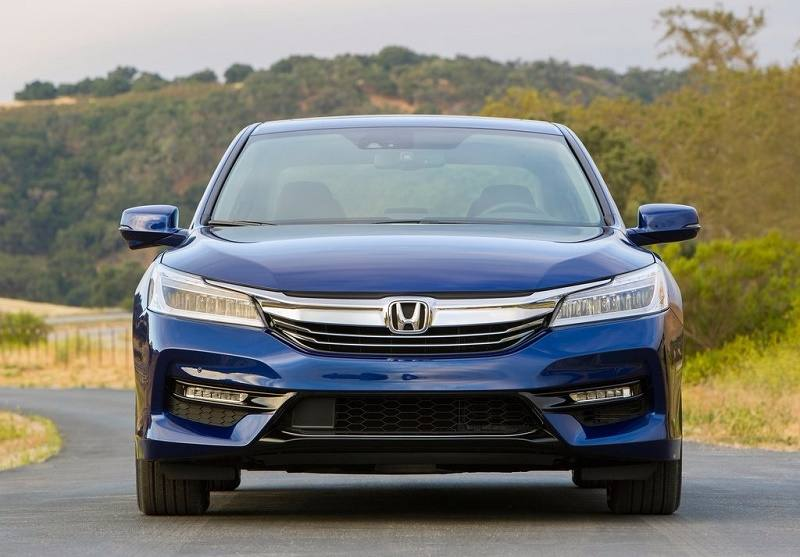 2017 Honda Accord Hybrid US