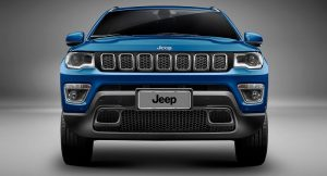 2017 Jeep Compass Front Reveal