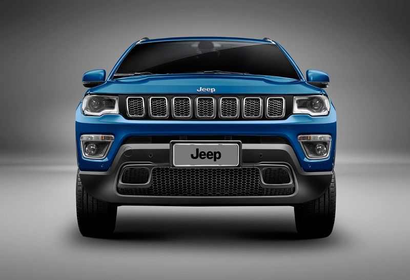 new jeep compass india image gallery exterior interior pictures. Black Bedroom Furniture Sets. Home Design Ideas