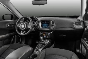 2017 Jeep Compass Interior Revealed
