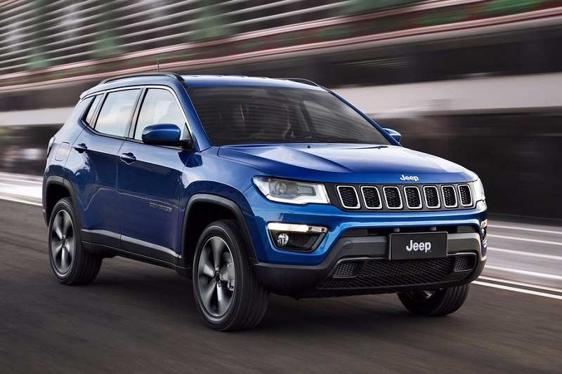 2017 Jeep Compass India Launch Price Specs Images