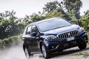 2017 Maruti S Cross facelift