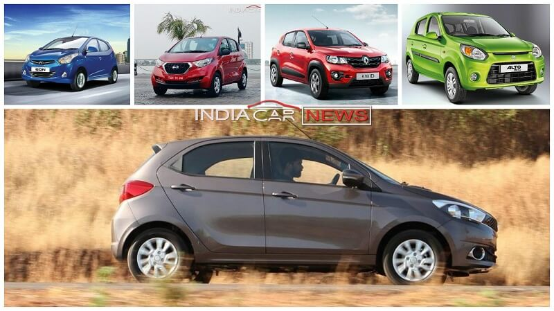 Best Cars in India Under Rs 5 lakh
