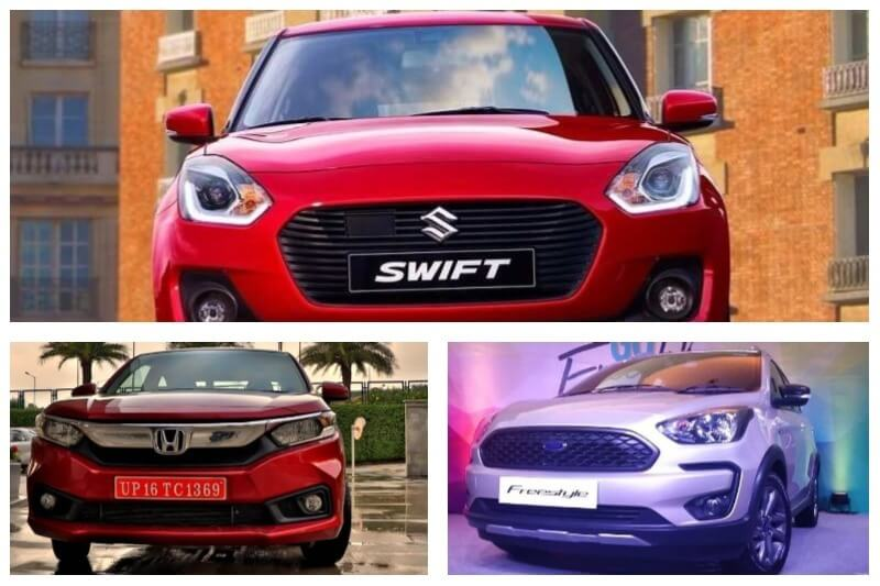 Best Petrol Cars In India 2018 Rs 5 Lakh Rs 10 Lakh