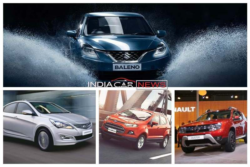 Top cars in india 2016 under 10 lakhs 14