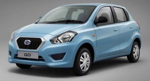 Datsun GO 1000cc petrol price in India