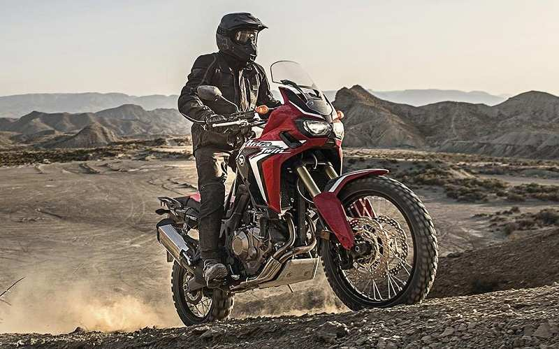 Honda Africa Twin India price