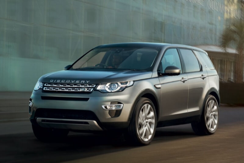 Land Rover Discovery Sport Petrol