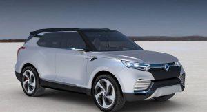 Mahindra S201 compact SUV - Upcoming Cars In India