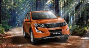 Mahindra XUV500 Automatic price