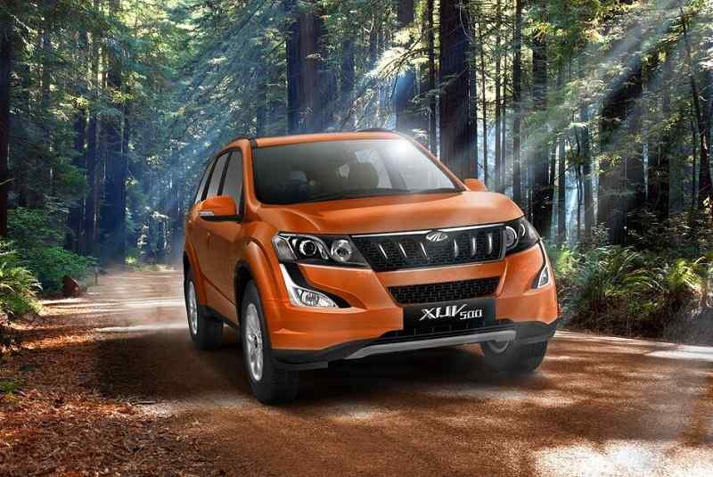 XUV500 petrol upcoming mahindra cars in india
