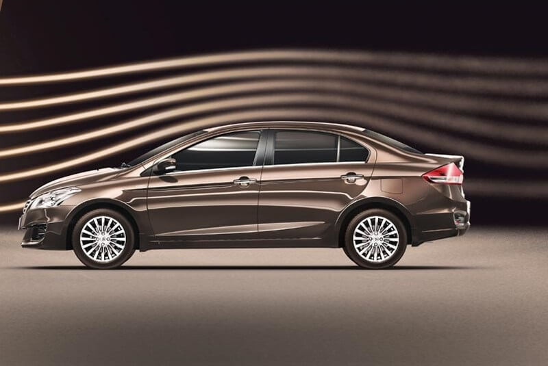 New Maruti Ciaz Petrol With a More Powerful 1500cc Engine