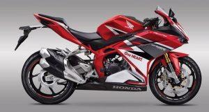 Honda CBR250RR Not for India
