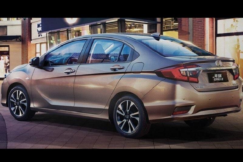 New Honda City 2017 facelift