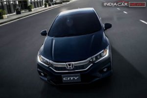 New Honda City 2017 Facelift specs