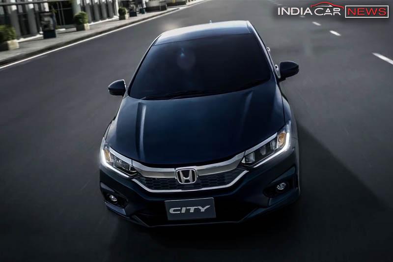 New honda city 2017 facelift 2 india car news for New honda city 2017