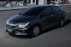 New Honda City 2019 Facelift front