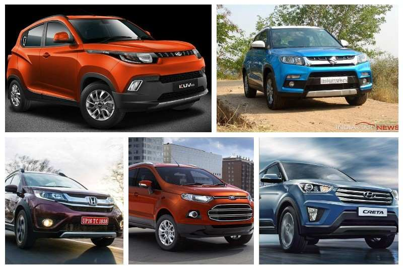 Top cars in india 2016 under 10 lakhs 15