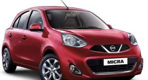 Nissan Micra CVT Automatic front